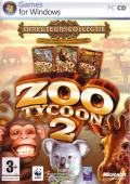 Zoo Tycoon 2: Zookeeper Collection Windows Front Cover