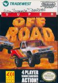 Ivan 'Ironman' Stewart's Super Off Road NES Front Cover