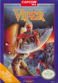 Code Name: Viper NES Front Cover