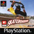 MTV Sports: Skateboarding PlayStation Front Cover
