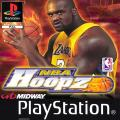 NBA Hoopz PlayStation Front Cover