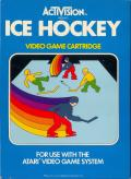 Ice Hockey Atari 2600 Front Cover