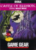 Castle of Illusion starring Mickey Mouse Game Gear Front Cover