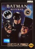 Batman Returns SEGA CD Front Cover