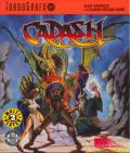 Cadash TurboGrafx-16 Front Cover