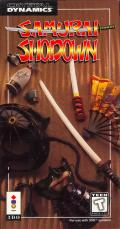 Samurai Shodown 3DO Front Cover