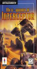 Off-World Interceptor 3DO Front Cover