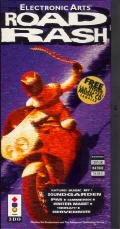 Road Rash 3DO Front Cover