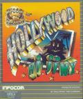 Hollywood Hijinx Amiga Front Cover