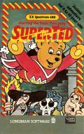 SuperTed ZX Spectrum Front Cover