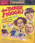 The Three Stooges Amiga Front Cover