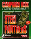 Steel Panthers: Campaign Disk DOS Front Cover