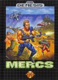 Mercs Genesis Front Cover