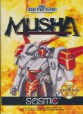 M.U.S.H.A. Genesis Front Cover