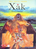 Xak: The Art of Visual Stage MSX Front Cover