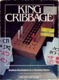 King Cribbage Commodore 64 Front Cover
