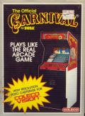 Carnival ColecoVision Front Cover