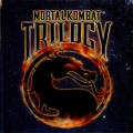 Mortal Kombat Trilogy DOS Front Cover