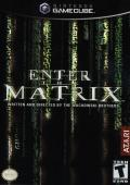 Enter the Matrix GameCube Front Cover