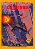 Cobra Command SEGA CD Front Cover