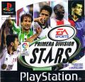 The F.A. Premier League Stars PlayStation Front Cover