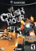 WWE Crush Hour GameCube Front Cover
