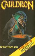 Cauldron ZX Spectrum Front Cover