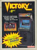 Victory ColecoVision Front Cover