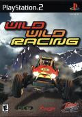 Wild Wild Racing PlayStation 2 Front Cover