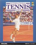International Tennis Open DOS Front Cover