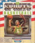 TV Sports: Basketball DOS Front Cover