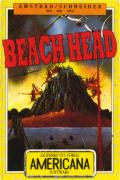 Beach-Head Amstrad CPC Front Cover