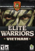 Elite Warriors: Vietnam Windows Front Cover