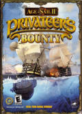 Age of Sail II: Privateer's Bounty Windows Front Cover