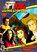 Spy Kids Learning Adventures: Mission: The Underground Affair Windows Front Cover