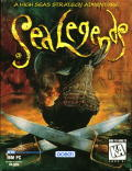 Sea Legends DOS Front Cover
