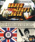 Grand Theft Auto: Director's Cut DOS Front Cover
