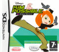 Disney's Kim Possible: Global Gemini Nintendo DS Front Cover