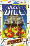 Dizzy Dice MSX Front Cover