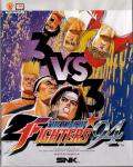 The King of Fighters '94 Neo Geo Front Cover