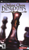 Online Chess Kingdoms PSP Front Cover