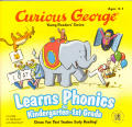 Curious George Learns Phonics Macintosh Front Cover