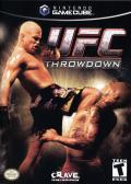 UFC: Throwdown GameCube Front Cover