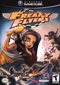 Freaky Flyers GameCube Front Cover