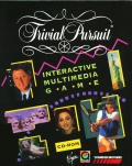 Trivial Pursuit Interactive Multimedia Game Windows 3.x Front Cover