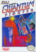 Kabuki: Quantum Fighter NES Front Cover