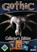 Gothic: Collector's Edition Windows Front Cover