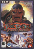 Jade Empire: Special Edition Windows Front Cover