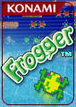 Frogger Xbox 360 Front Cover