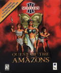The Settlers III: Quest of the Amazons Windows Front Cover